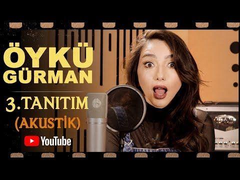 Oyku Gurman Akustik Performanslariyla Her Carsamba 19 30 Da Yeni Tanitim Youtube Instagram Playlist