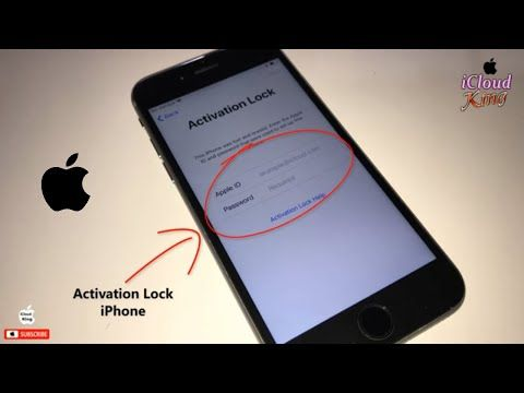 How To Factory Unlock Activation Locked Icloud Iphone Lifetime Use Youtube Unlock Iphone Iphone Iphone Life Hacks