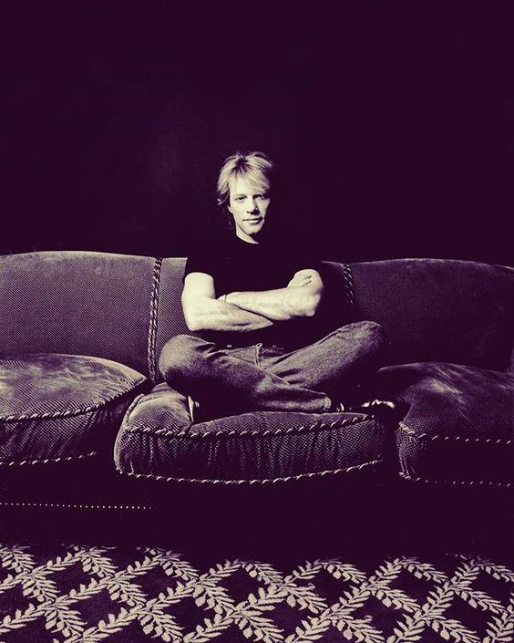 Jon Bon Jovi ♥️♥️♥️.  @jbj.myheart   Instagram