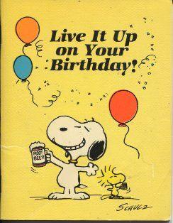 Snoopy & Woodstock birthday #compartirvideos #happybirthday