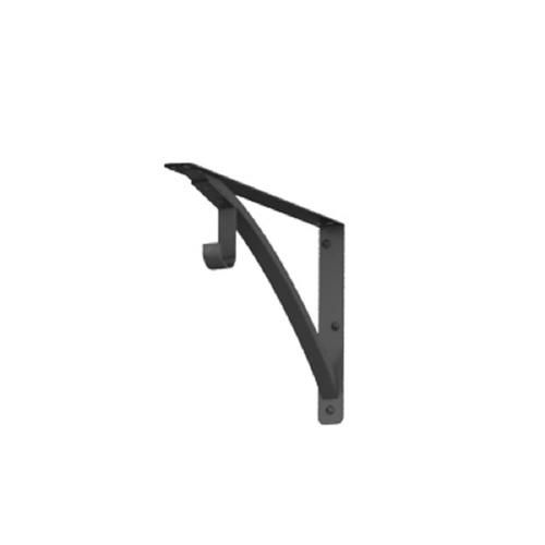Shop Allen Roth Oil Rubbed Bronze Wall Brackets In The Wood