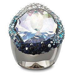 Swarovski ring oh so beautiful!