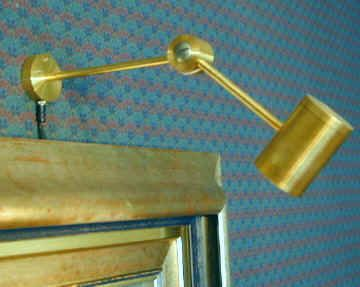 custom art lamp made on a mini lathe lamps minis and art: funky sofa living