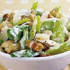 Spanish Caesar Salad with Chickpea Croutons #guyfieri