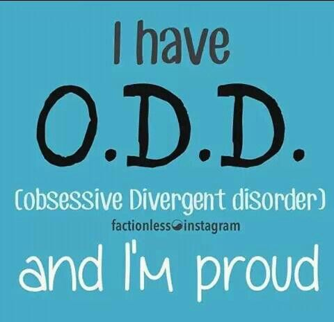 Obsessive Divergent Disorder