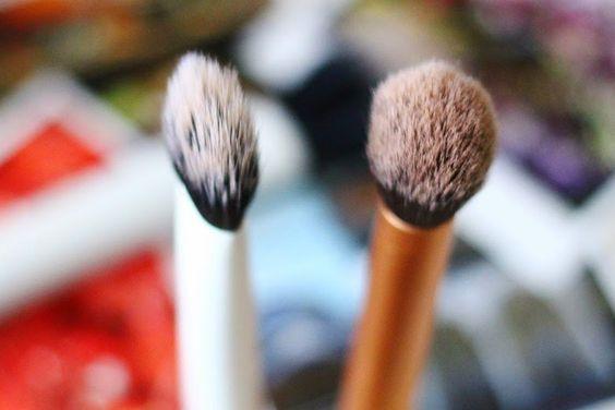 real techniques core collection duo fiber contour brush