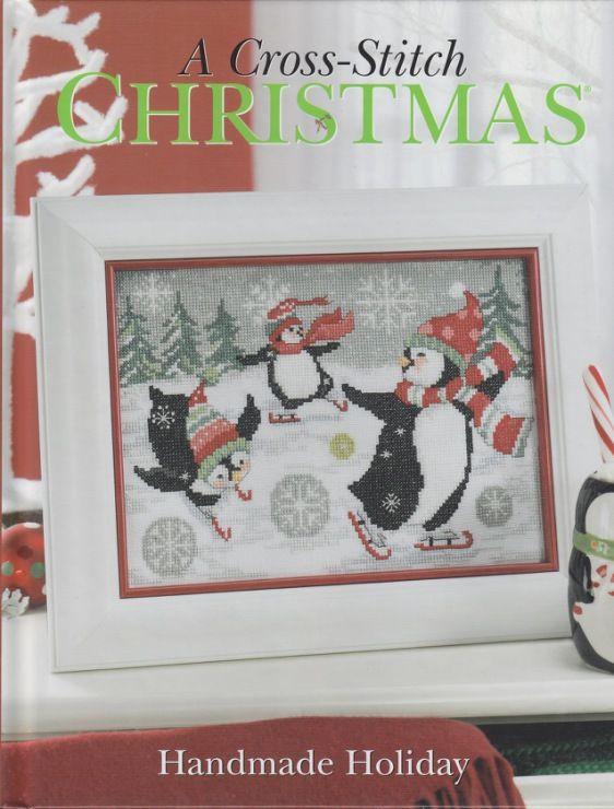 (1) Gallery.ru / Фото #1 - A Cross Stitch Christmas Handmade Holiday - marinamelnik