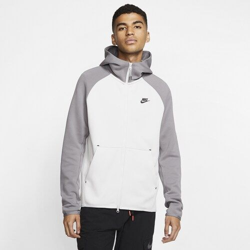 Tech Fleece Grey Hoodie