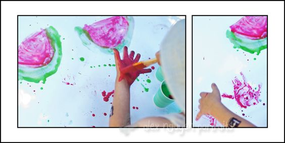 oobleck painting