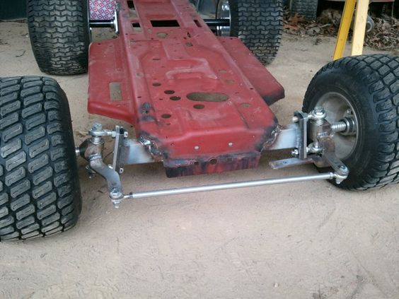 Racing Mower Axle : Build pic lawn mower racing pinterest