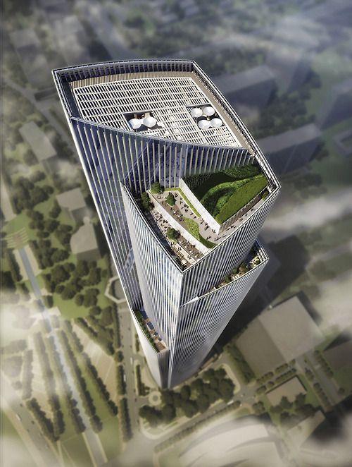 CTF Guangzhou / KPF
