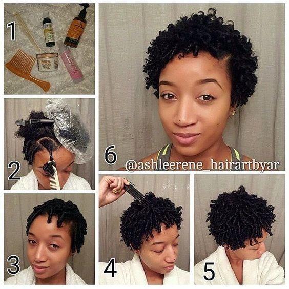 Curled Hair Short Natural Hair Styles Natural Hair Styles Short Hair Styles