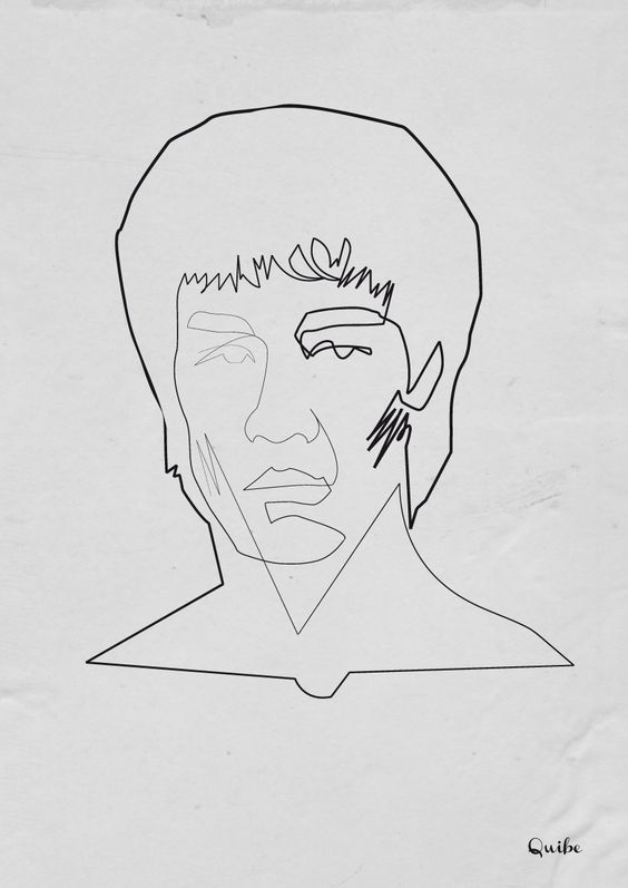 Quibe - One Line Bruce Lee