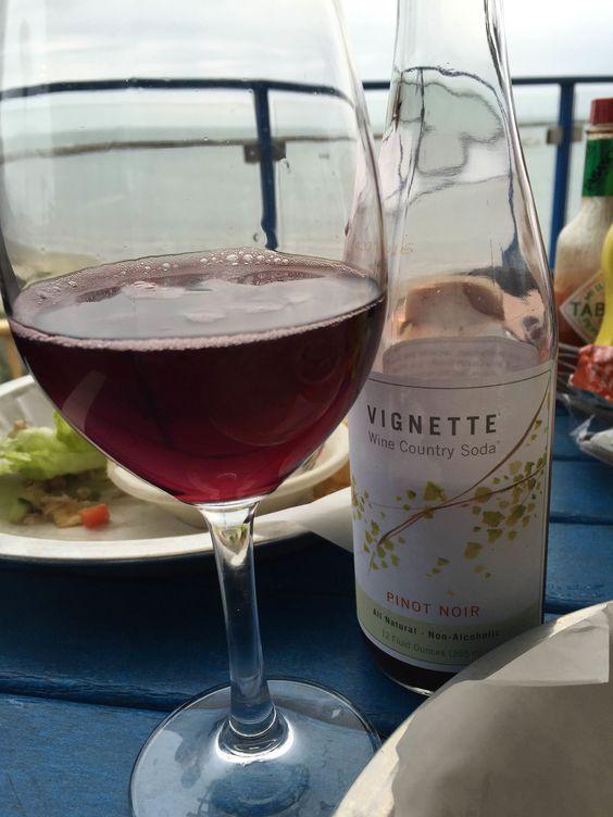 Vignette Wine Country Soda