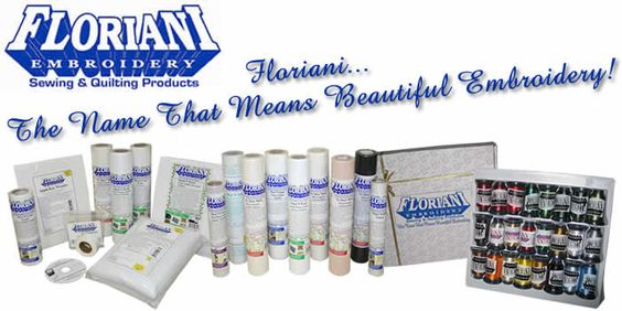 Floriani Products - RNK Distributing