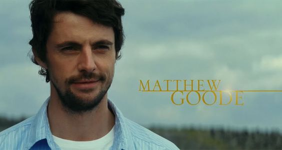 Catching Dreams — Just seen Chasing Liberty now… Matthew Goode has...