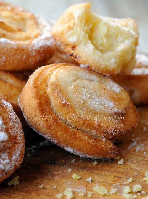 Biscotti fritti al limone senza uova ricetta veloce vickyart arte in cucina