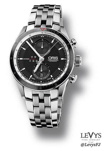 01 674 7661 4154-07 8 22 85 - Oris Artix GT Chronograph #Oris #OrisWatch #OrisMotorSports