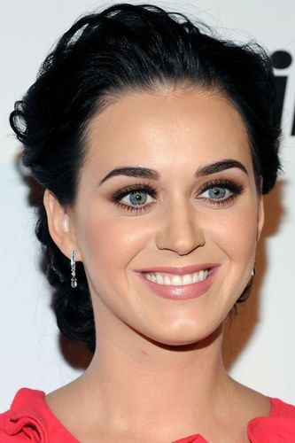Katy Perry love her makeup!