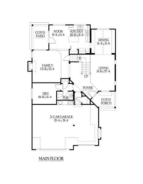 House Plan 87442 at FamilyHomePlans.com