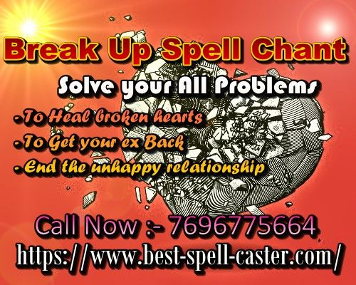 Break Up Spell Chant | love spells | Break up spells