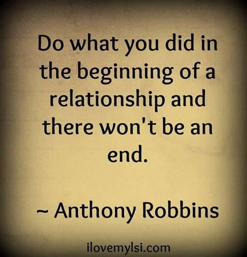 Beginning Relationship Quotes: Relationship Beginning To Never Ending