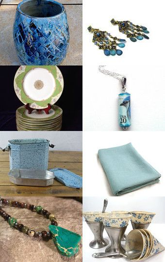 SHADES OF SUMMER........................Gratitude Treasury by Pat Peters on Etsy--Pinned with TreasuryPin.com