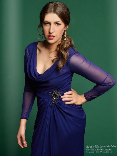 Stunning ms mayim bialik on regard magazine photoshoot look at