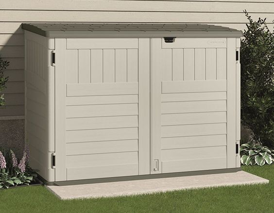 Vinyls storage buildings and sheds on pinterest for Sheds and storage units