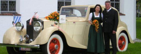 Rolls Royce Phantom II Continental Sports Saloon Baujahr 1934 restauriert - Oldtimer Rehberger