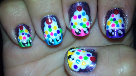 Amazing Nail Art Designs photo: Amazing Nail Art Designs This photo was uploaded by PSocial_in