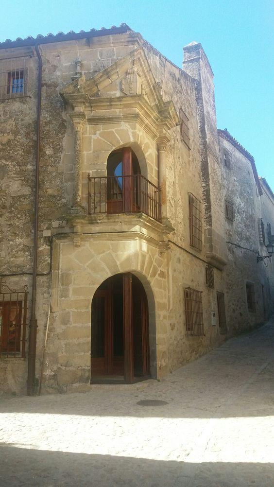 Palacio Chaves. Trujillo, Cáceres