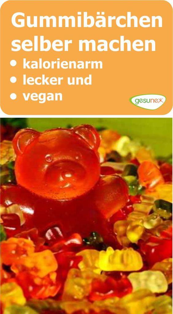 Gummibärchen gehören zu den süßen Verführungen, denen kaum jemand widerstehen kann. Leider sind sie zumeist recht süß und seltenst vegan. Dabei ist es gar nicht schwer, eigene Fruchtgummis selber herzustellen.