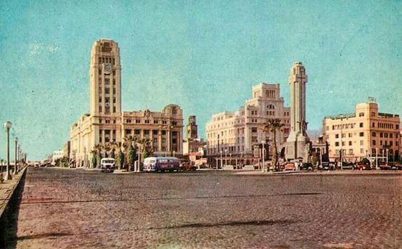 Santa Cruz de Tenerife. 1958