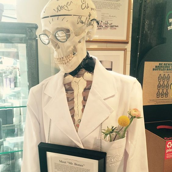 Thanks for having us Mr Bones and everyone at @kiehlsnyc, was a blooming great weekend! #flowers #nyc #gift #flowerlovers #sustainable #flowerdesign #wellbeing #flowerpower #aromatherapy #beauty #apothecary #kiehls #mrbones #cosmetics