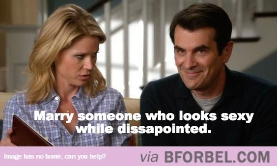 Life Advice From Phil Dunphy…