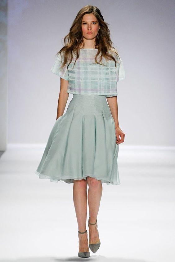 ❦ Tadashi Shoji: Spring 2014 Runway ← Fashion Currents