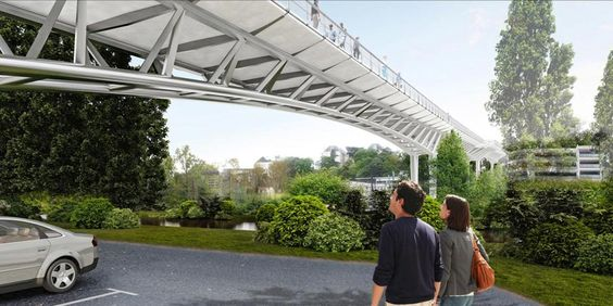 Andreas Schnubel / Structural Design / Viaduc des Rocs