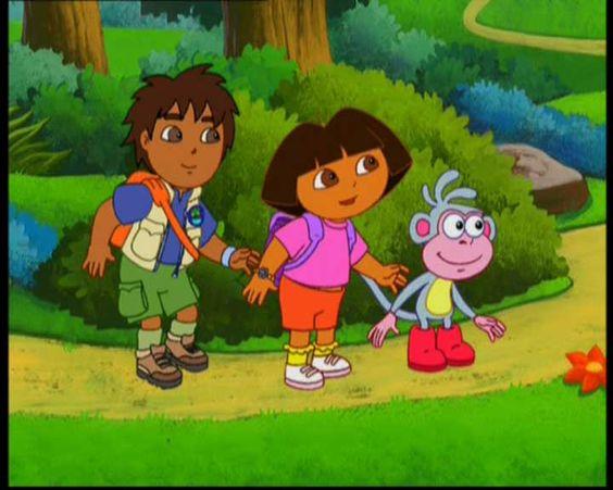 Dora and diego porn