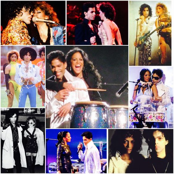Goodnight....My Sweet Prince created by Kimberlydyan #PrinceAndSheilaE
