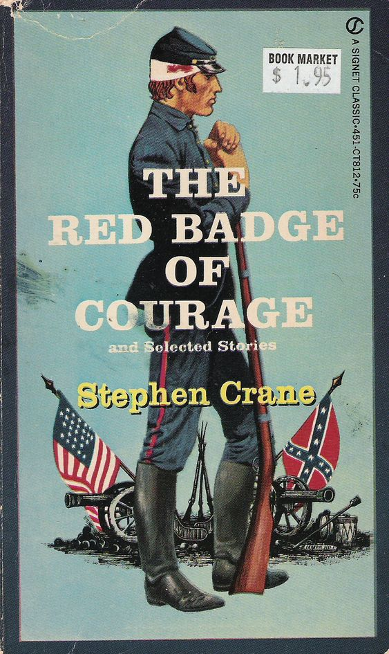 The Red Badge of Courage and Selected Stories by Stephen Crane: Restricting excess and refusing to allow teachers to teach books is still a form of censorship in many cases. Crane's book was among many on a list compiled by the Bay District School board in 1986 after parents began lodging informal complaints about books in an English classroom library. (www.bannedbooksweek.org)