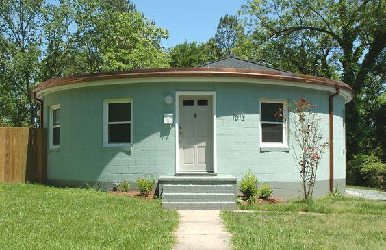 round house:
