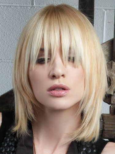 great shape. love the dimensional blonde