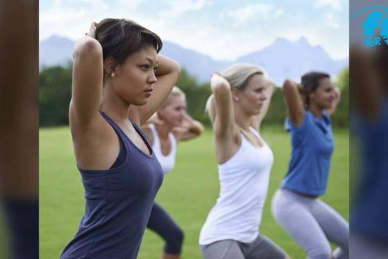Kleine Dosis, große Wirkung: Auch beim Warm-up für das Workout verbrennen Sie…