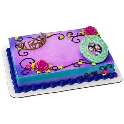 Descendants Cake Decoration Kit Sheet cakes, Cakes and ...