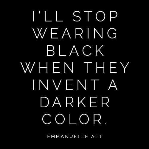 This totally describes my style!!                              …