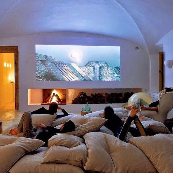 Spare Room Ideas You Must Try Home Cinema Room Home Theater Design Cinema Room