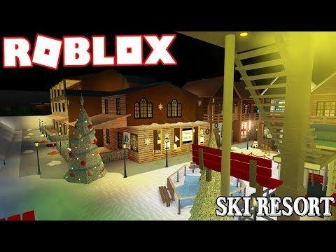 1 Million Ski Resort In Roblox Subscriber Tours Roblox