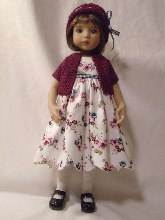 "Outfit For Effner 13"" Little Darling Dolls"