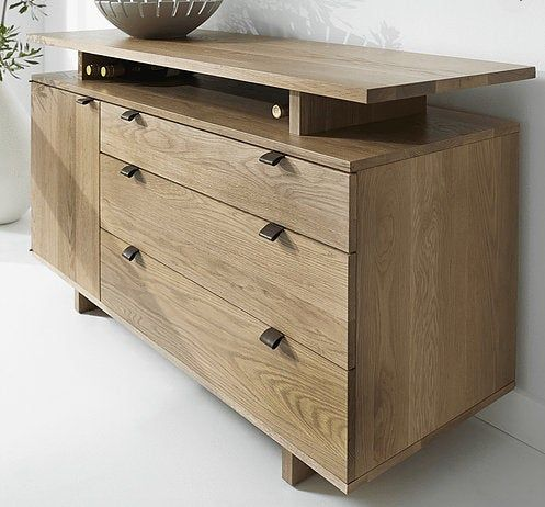 Fulton Sideboard Dining Room Side Board Side Board Dining Etsy In 2020 Dining Room Storage Sideboard Adjustable Shelving